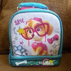 Paw Patrol SKYE Lunch Bag